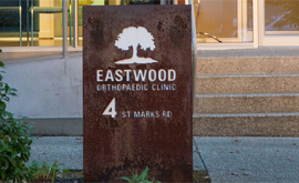 Eastwood Orthopaedic Clinic